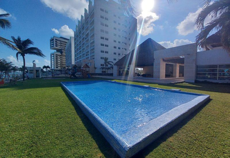 departamento en venta frente al mar cancun