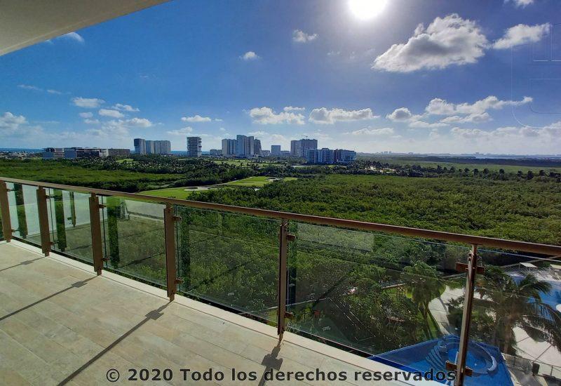 Departamento en venta en Cancun Be Towers Puerto Cancun